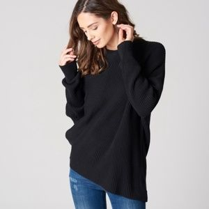 Free People | Downtown Pullover Sweater (sz L)